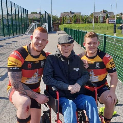'MND is a cause close to our hearts and we will do it in memory of granddad'
