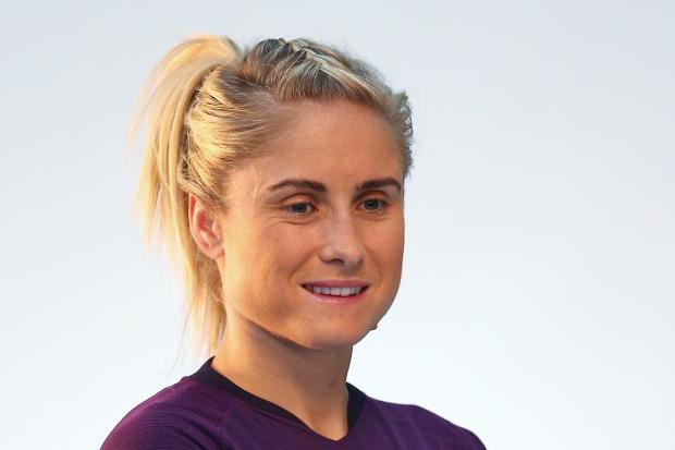 England captain Steph Houghton says expectations are always sky high