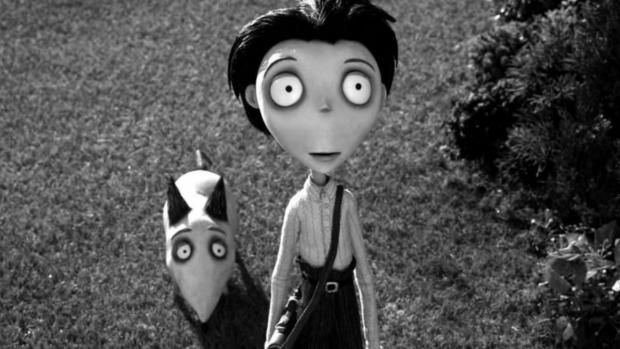 St Helens Star: This Tim Burton film is a clever twist on the classic Frankenstein story. Credit: Walt Disney Picture