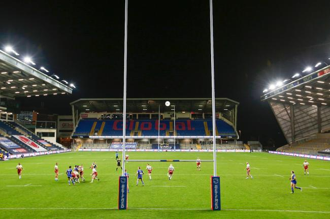 Headingley will stage tonight's Super League fixtures. Picture: SWpix.com