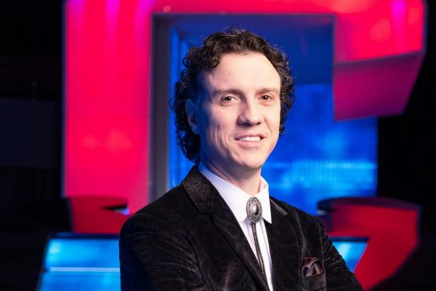 St Helens Star: The new Chaser, Darragh 'The Menace' Ennis. Picture: ITV