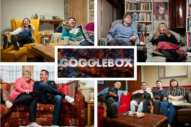 Gogglebox: What do the stars of the Channel 4 show do for a living? Pictures: Channel 4