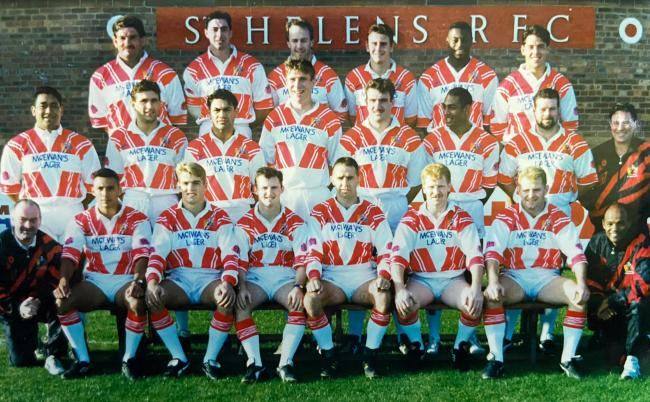 Saints in the early 1990s