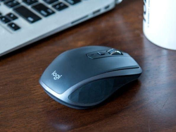 St Helens Star: A good mouse for comfortable scrolling Credit: Reviewed / Jackson Ruckar