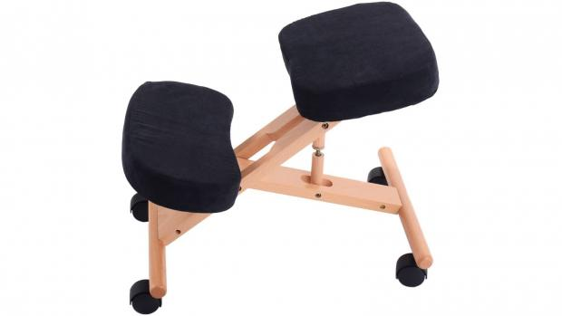 St Helens Star: A kneeling chair to improve your posture Credit: Amazon