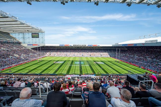 Saints' opponents and date confirmed for Magic Weekend in Newcastle