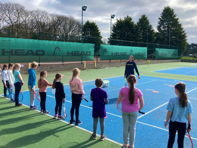 Rainford tennis