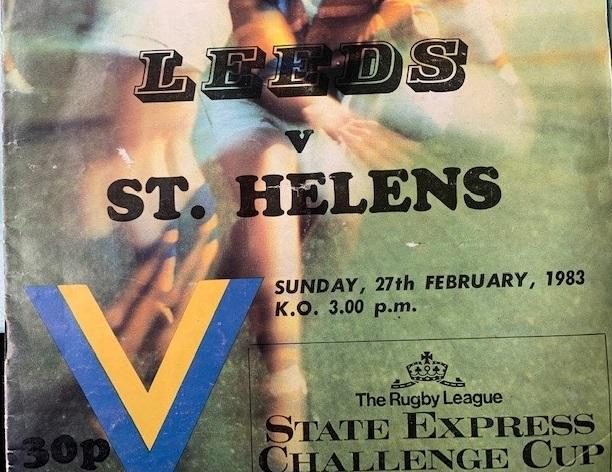 Two Roy Haggerty tries in Saints Challenge Cup against Leeds