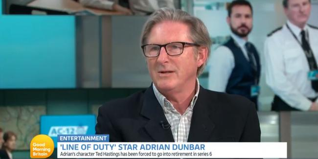 Line of Duty star says fans given 'massive scoop' - but you probably missed it. (GMB)