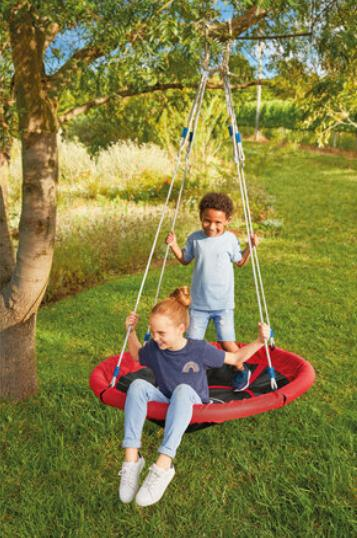 St Helens Star: Playtive Nest Swing. (Lidl)