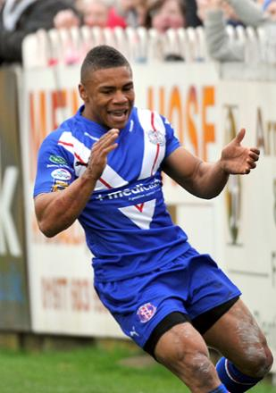 Stars such as Kyle Eastmond will be based at the new training ground.