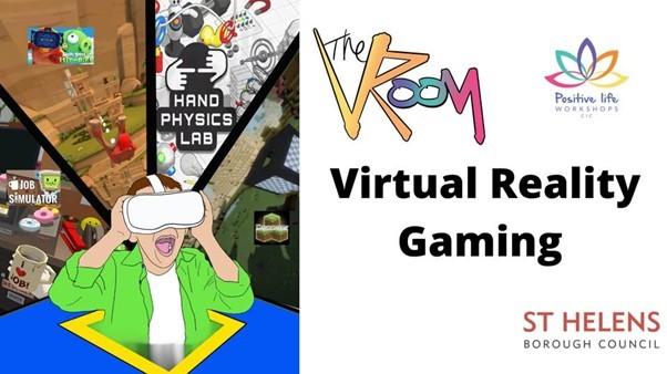 Des jeux de réalité virtuelle sont disponibles sur Napier Street