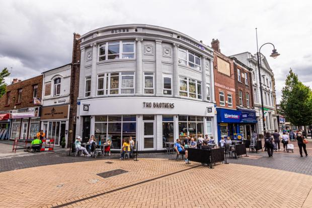 St Helens Star: The coffee shop opened its doors on Saturday, August 21st