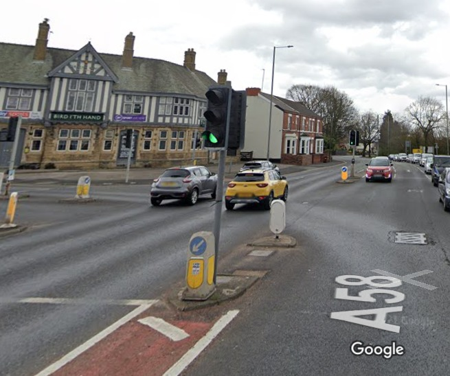 Man, 57, in hospital after attack outside St Helens pub