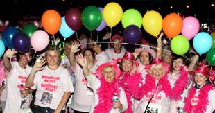 St Helens Star: IN PICTURES: The pink parade