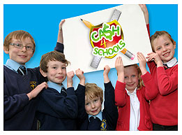 St Helens Star: cash for schools kids