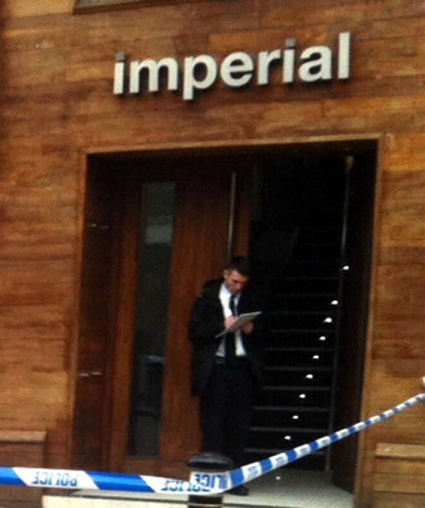 Imperial doormen trial: Saints youngster tells court he rugby tackled bouncer because he feared team-mate's life was in danger