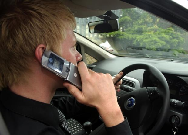 Driver using mobiles will be targeted as part of a police crackdown.