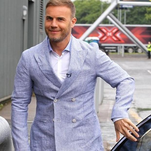 Gary Barlow and his fellow X Factor judges sent home pop star wannabes before they had chance to sing a note