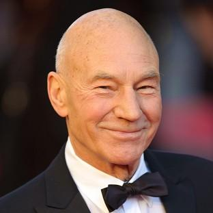 Sir Patrick Stewart is to carry the Olympic Torch