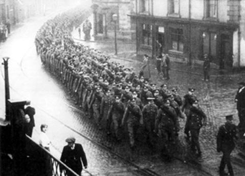 Researchers say 3,250 soldiers served in The St Helens Pals