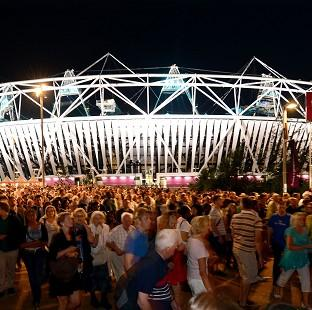 The closing ceremony at the Olympic Stadium will be 'an elegant mash up' of British music