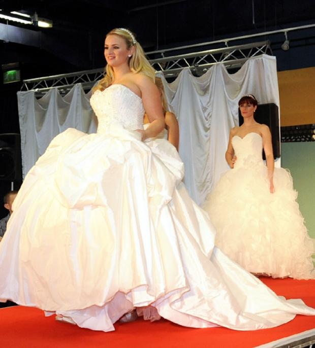 Be a star at St Helens Star and Saints bride show