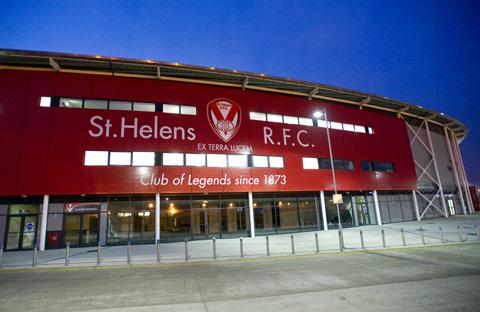 Saints defeat Wakefield 42-12 in Jon Wilkin's testimonial match