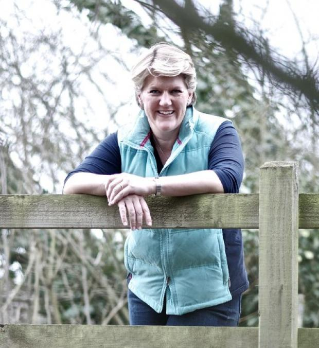 Clare Balding will host a Question of Sport at Langtree Park.