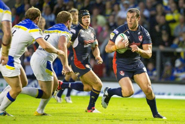 St Helens Star: Anthony Laffranchi