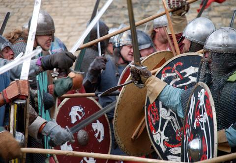 Vikings are coming to St Helens