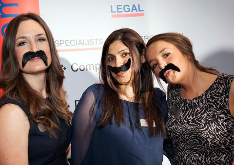 SHOWING the way... Lisa Joyce, Sarika Sandhu and Madeline Fahey from DTM Legal.Picture by jasonhowardphotography.co.uk