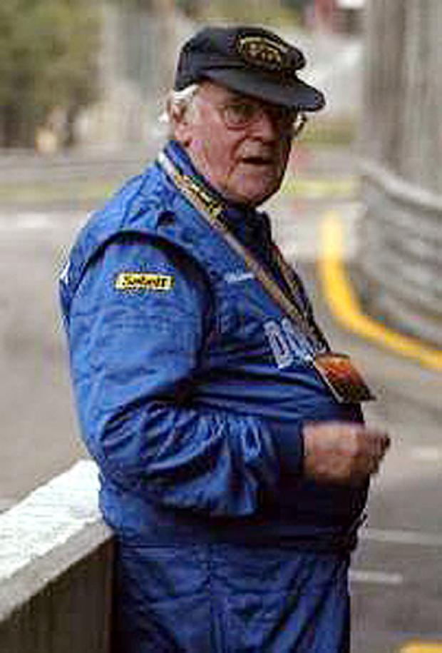 PROFESSOR Sid Watkins, who has died at the age of 84