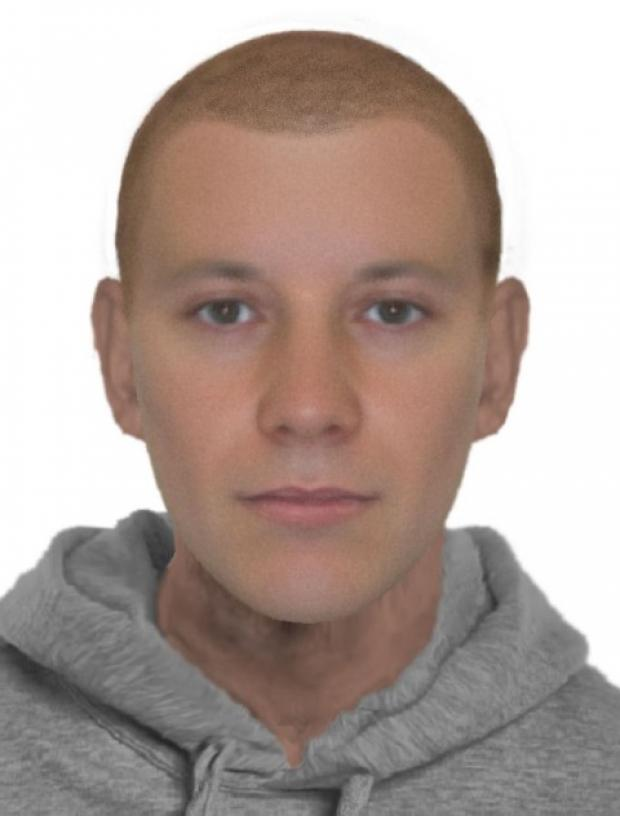 Detectives this week released an e-fit of one of the muggers who attacked the pregnant victim for her iPhone.