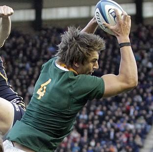 Eben Etzebeth has been cleared to face England this weekend