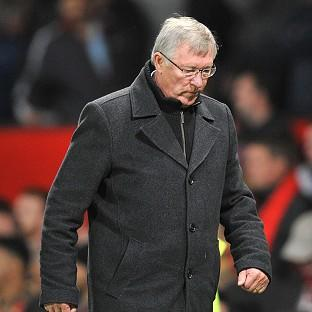 Sir Alex Ferguson's Manchester United suffered defeat to Galatasaray