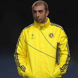 St Helens Star: Roman Abramovich wants to appoint Roberto Di Matteo's, pictured, replacement quickly