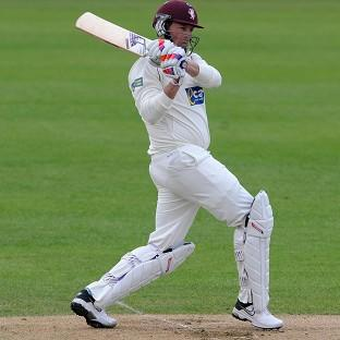 Marcus Trescothick has signed a new deal at Somerset taking his stay at Taunton past 20 years