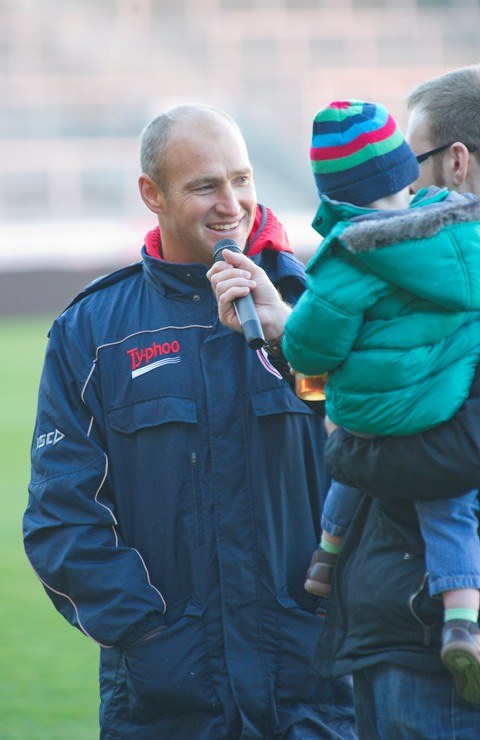 Nathan Brown glad to be settled in a true rugby league town
