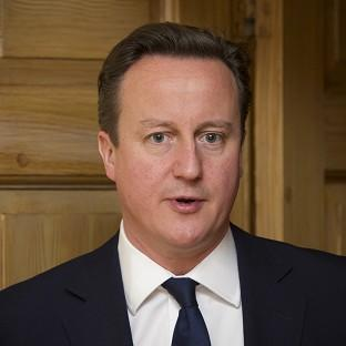 Prime Minister David Cameron acknowledged many families had found 2012 'tough'