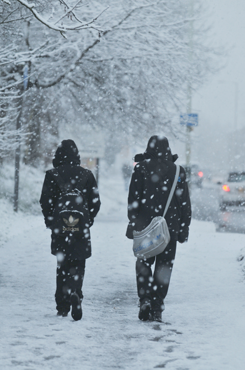 Council advised to expect 4cm to 7cm of snow in St Helens