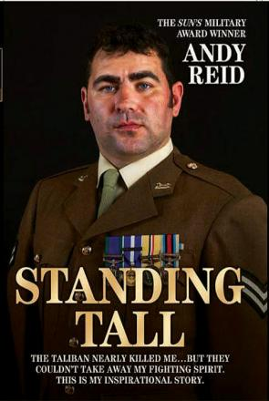 Standing Tall, the story of Andy Reid, will be released early next month.