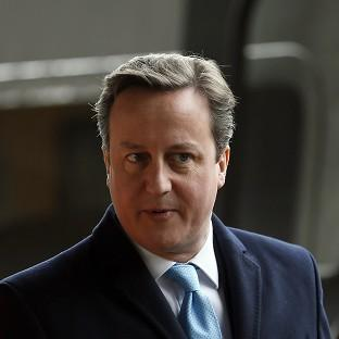 Prime Minister David Cameron's official spokesman gave details of Britain's involvement in the Mali conflict