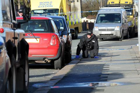 UPDATE: Two arrests over shooting in Derbyshire Hill
