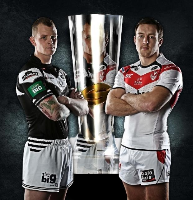 St Helens Star: A derby duel