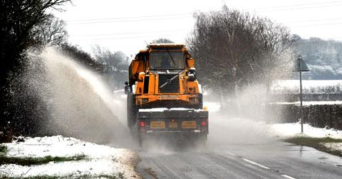 Drivers warned of hazardous conditions after heavy snow