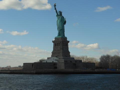 St Helens Star: Statue of Liberty