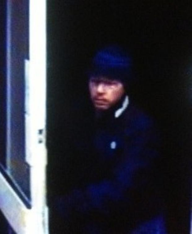 CCTV appeal follows attempted robbery
