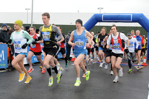 Up to 1800 runners expected for GPW Recruitment St Helens 10K