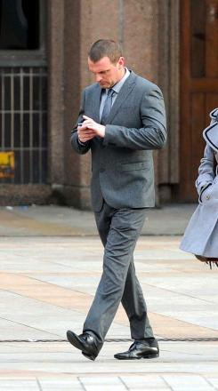 Christopher Rose, pictured at a previous court appearance (pic courtesy of Liverpool Echo), has been spared an immediate prison sentence.
